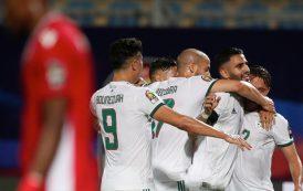 2019 AFCON: Algeria beat Kenya 2-0; Senegal also down Amunike's Tanzania 2-0