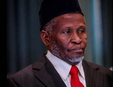 President Buhari sends the name of Tanko Muhammed to the Senate for conformation as the CJN