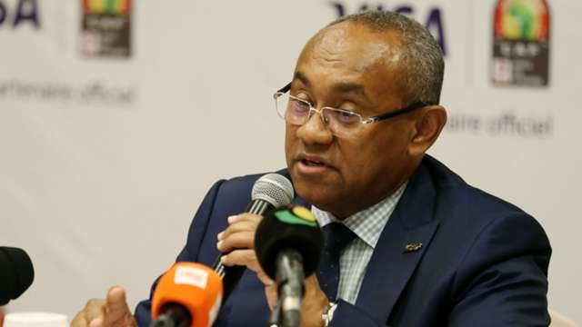 Caf President Ahmad Ahmad allegedly arrested in France