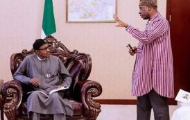 Amaechi, Fashola, Ngige, Akpabio named in Buhari's 42-man ministerial list