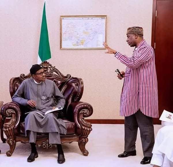 Amaechi, Fashola, Ngige, Akpabio named in Buhari's 42-man ministerial list