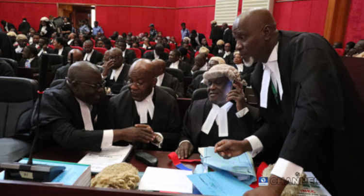 Tribunal didmisses  Atiku's application to access INEC server