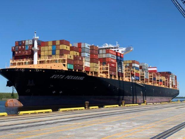 Cocaine worth $1 billion seized from MSC ship in Philadelphia