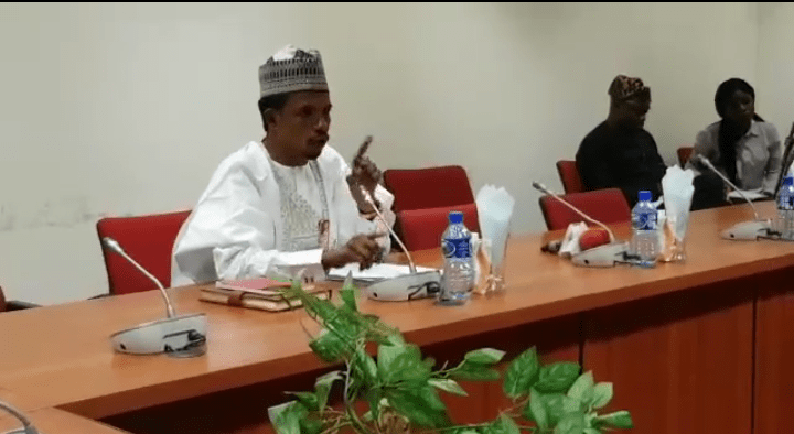 Drama as Senate committee interrogates Senator Abbo over woman assault