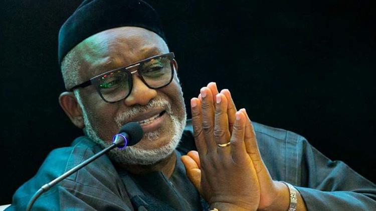 Akeredolu will lose coming Ondo governorship election: Primate Ayodele