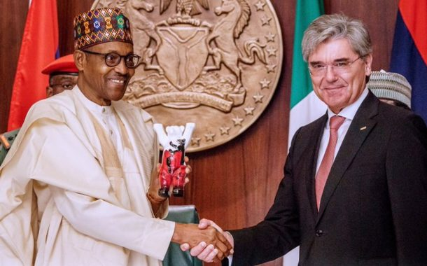 FG sign agreement with Siemens  for delivery of 11,000mw by 2023