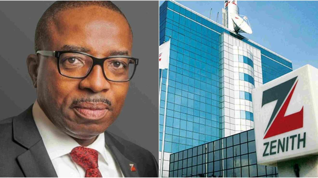 Zenith Bank proposes 30 Kobo per share interim dividend as half-year profit hits N111.7 billion,
