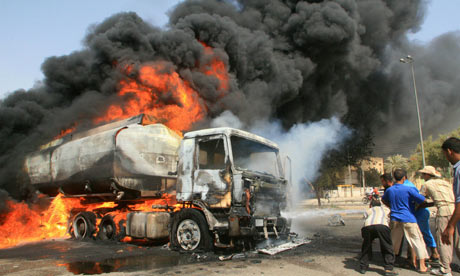 Two dead, 30 vehicles burnt in Lagos pipeline explosion: LASEMA