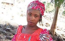 Leah Sharibu converts to Muslim, gives birth to a baby boy
