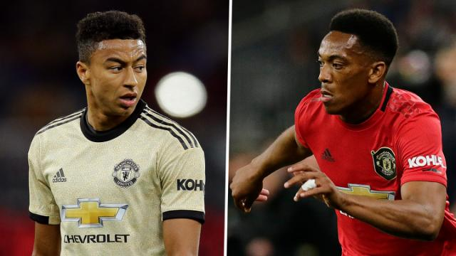 'Lingard's diabolical & Martial's a fizzy drink' - Four Man Utd stars savaged by Ince