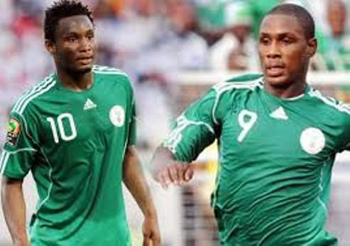 Ighalo, Mikel retire from international football