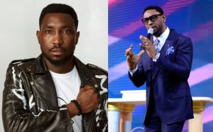 Timi Dakolo speaks out, refutes claims his wedding took place in COZA, and that his wife received car gift Pastor Fatoyinbo