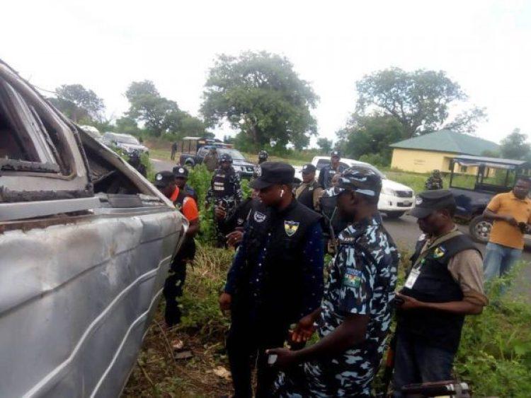 Photos: Taraba shocking scene of Multiple murders