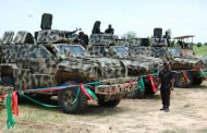 Army deploys mine resistant vehicles for insurgency fight