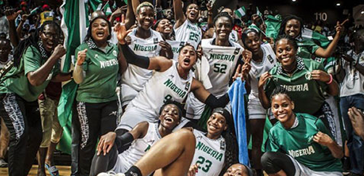 D'Tigress trash Senegal to win fourth AfroBasket title