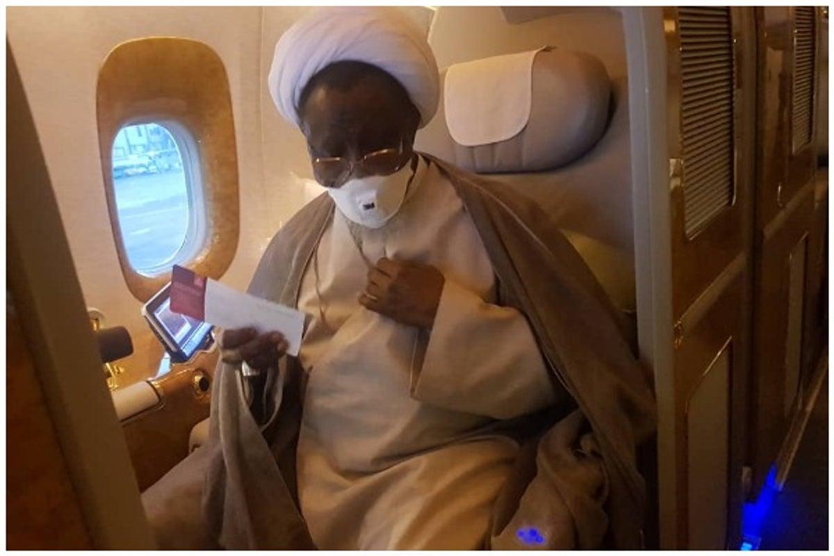 Iran welcomes ZakZaky's treatment in India