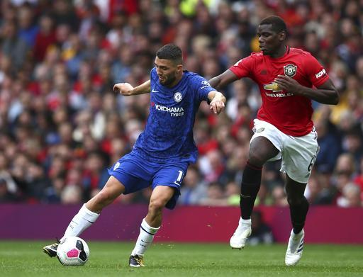 Man U beats Chelsea 4-0 to ruin Lampard's EPL coaching debut
