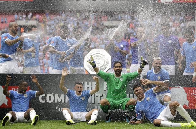 Community Shield: Man City beats Liverpool on penalties