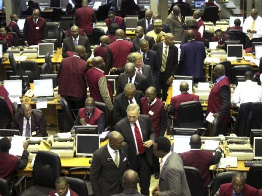 NSE: Market capitalisation down by N69bn