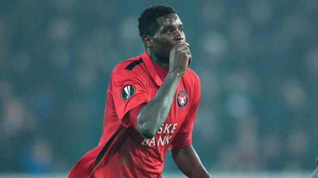 Paul Onuachu: Genk sign Nigeria striker from FC Midtjylland