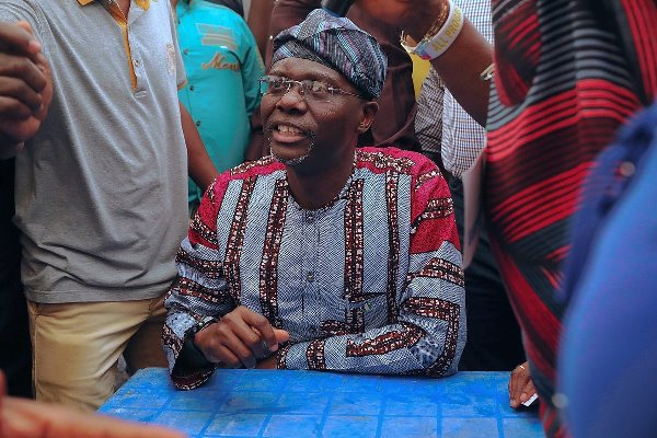 Call me simply 'Mr. Governor,'  only God is 'His Excellency:' Gov. Sanwo-Olu