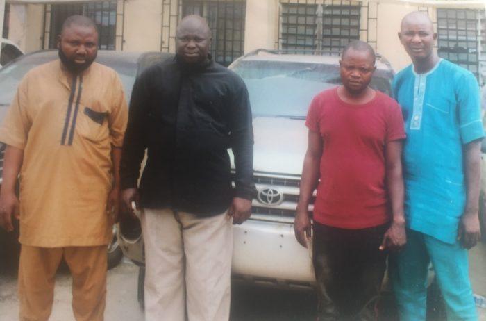Police arrest pastor for  stealing SUV from car dealer