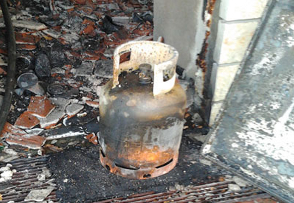 Nigerian gas users risk 'bomb-like' explosions as fake cylinders hit town