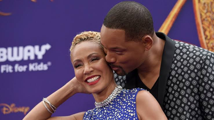 Jada Pinkett Smith explains why she & Will Smith went public about their broken marriage