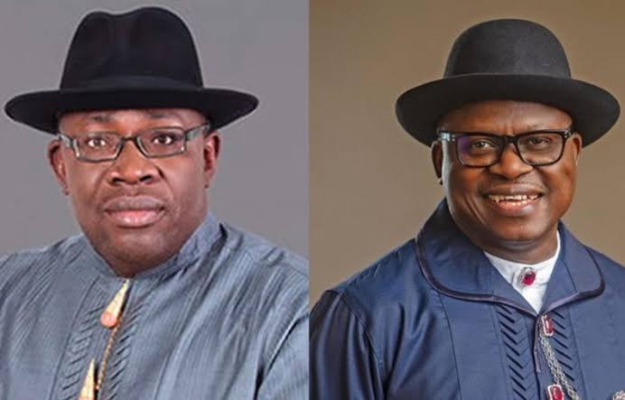 Gov Poll: Dickson, Alaibe trade words over Bayelsa PDP ticket
