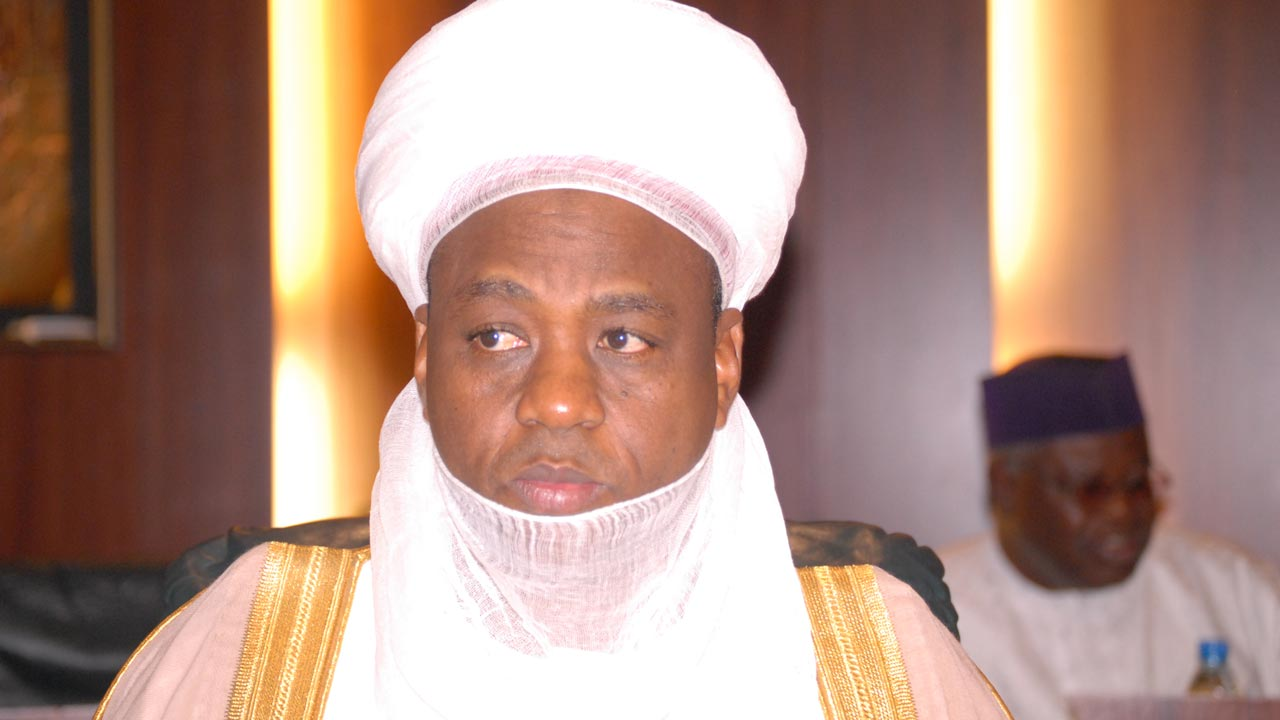 Sultan of Sokoto wants FG to take decisive actions against merchants of hate speeches