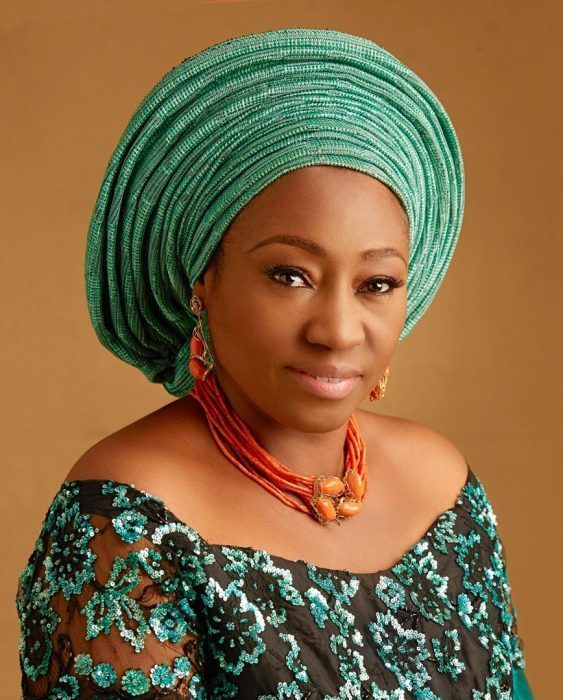 Governor Fayemi's wife escapes death, as FUOYE students allegedly attack convoy