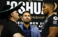 Joshua makes 'drastic' changes for Ruiz rematch