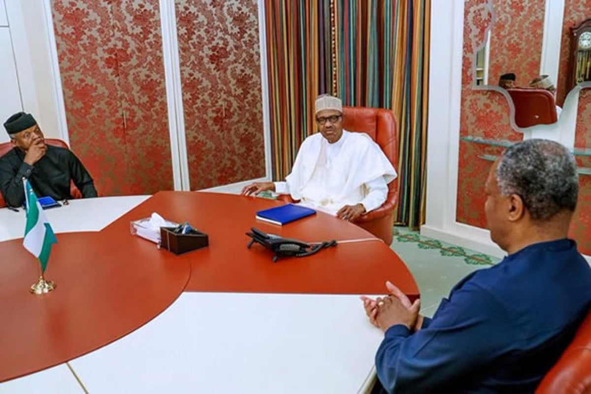 Nigeria boycotts  World Economic Forum economic  over anti-foreign riots