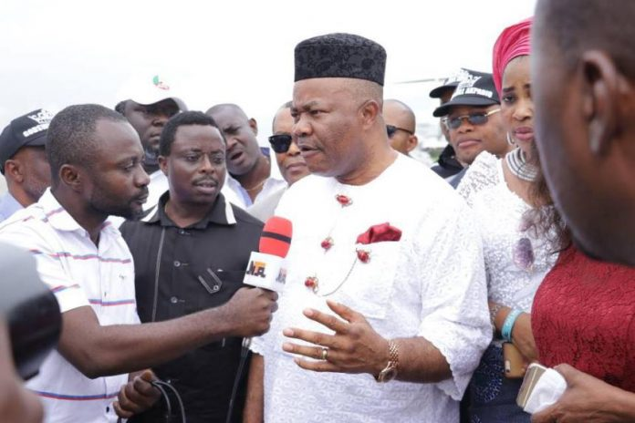 NDDC is so corrupt, treated like ATM: Akpabio