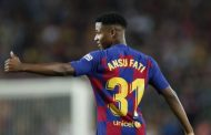 Barcelona reportedly set to sign young Ansu Fati to first-team