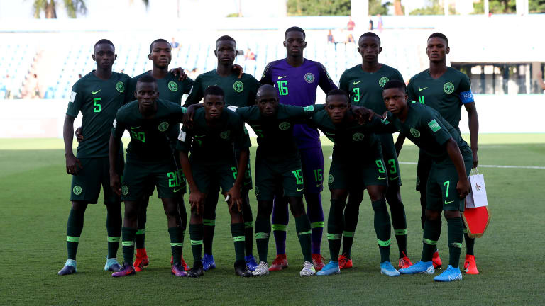 2019 FIFA U-17 World Cup: Zenith Bank/NFF Future Eagles put Hungary to the  sword