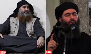 'He died whimpering and crying': Trump announces Isis leader Abu Bakr al-Baghdadi killed in US raid in Syria