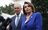 Democrats walk out on Trump after meltdown