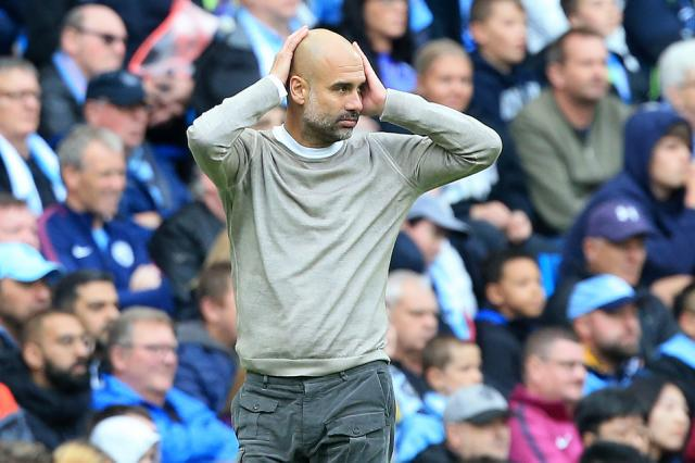 Pep Guardiola: Loss to Wolves a 'bad day' for Manchester City