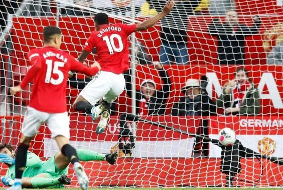 Manchester United vs Liverpool result: Adam Lallana salvages point from underwhelming performance