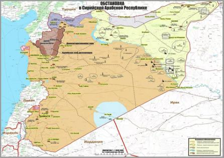 Russia releases damning evidence of the U.S. smuggling Syrian oil