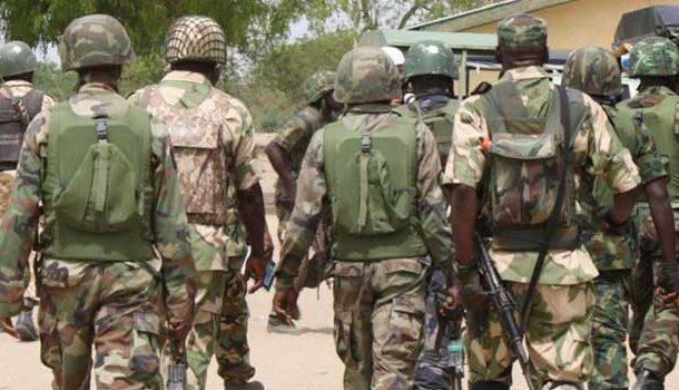 Troops halt 73 Nasarawa men going to Imo with 47 Okadas