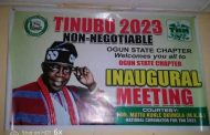 2023: Tinubu's Presidential campaign office opens
