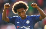 Willian offers Chelsea future hint as contract runs down towards free agency