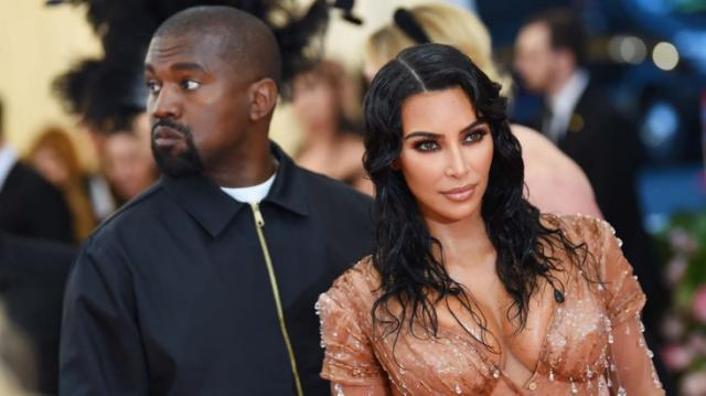 Newly religious Kanye West says Kim Kardashian's sexy Met Gala look hurt his 'soul'