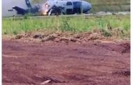 No fatality as Nigerian Air Force  helicopter crashes in Enugu