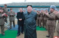 Kim expresses 'great satisfaction' over North Korea rocket test