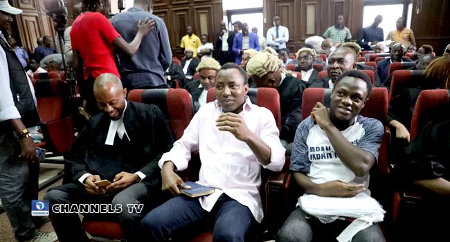 Chaos ensues as DSS rearrest Buhari critic
