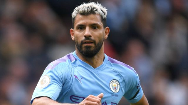 Liverpool are the only team who can hurt us in the Premier League':  Aguero