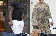 Kris Jenner and boyfriend Corey Gamble spotted at sunny holiday getaway St. Barths